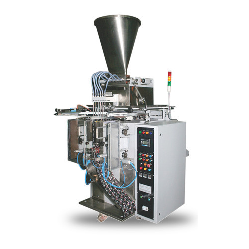 Multitrack Sachet Filling And Sealing Machine for Liquid and